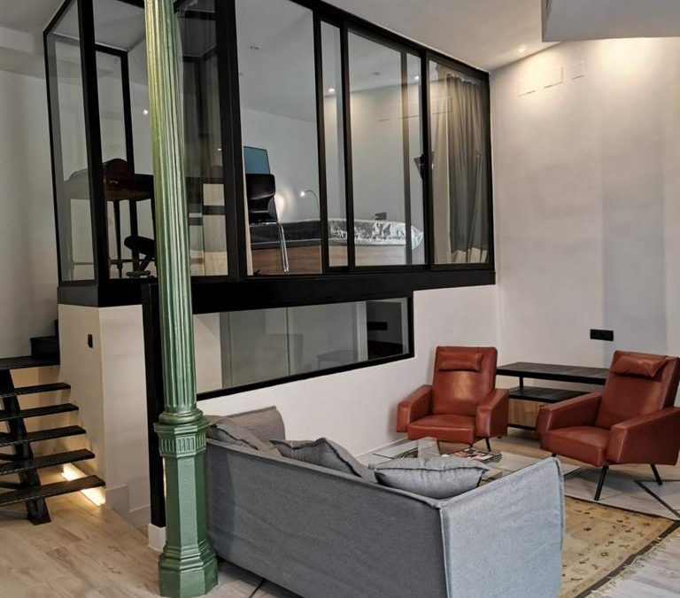Reforma integral vivienda en Calle Navas – Tetúan (Madrid)