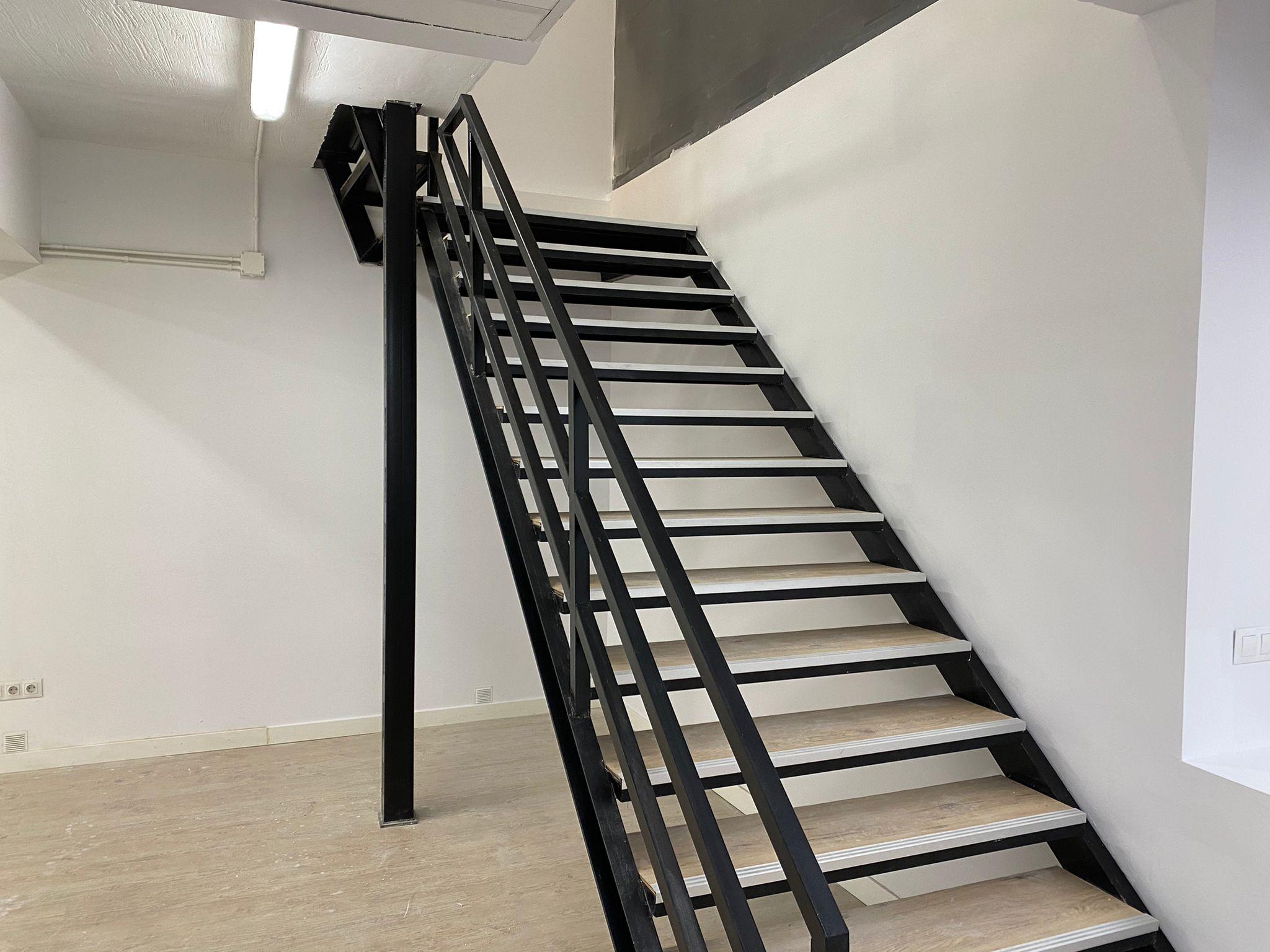 Escalera final 1